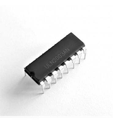 ULN2003AN Réseau de transistors bipolaires Darlington CI DIP-16