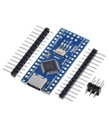 Nano USB Type-C card ATmega328P CH340