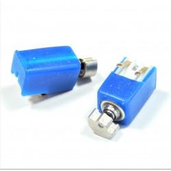 Mini Micro motor de vibración del motor DC 3.7V 3V