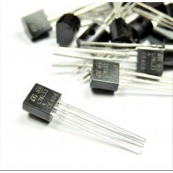 x10 Pcs L78L33ACZ Régulateur de tension Linéaire TO-92, 3,3v 100mA 78L33