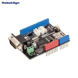 Carte RobotDyn CAN-BUS Shield pour Arduino