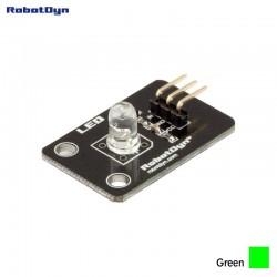 RobotDyn green Color LED module