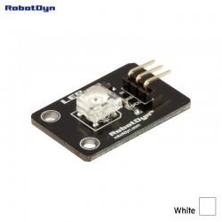 RobotDyn LED Module (Piranha) Colore Bianco lucido