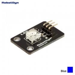 RobotDyn Modulo LED (Piranha) colore BLU molto luminoso