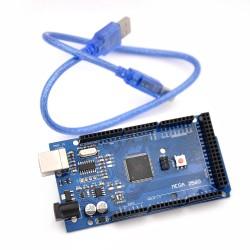 MEGA2560 CH340 MEGA 2560 Tarjeta con cable