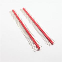 maschi X2 PCS Header Red saldatura 40