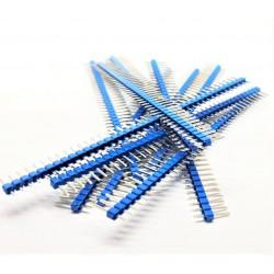 X10 PCS Header Bleu males à...