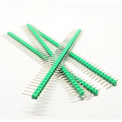 X4 PCS Header Vert males à...