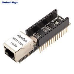 RobotDyn Nano V3 Ethernet Shield - ENC28J60