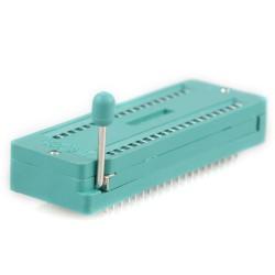 Universal 40 pin ZIF DIP socket Multi-function IC Test Tester