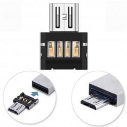 Mini USB 2.0 Micro USB OTG Converter Adapter Cell Phone Connecteur