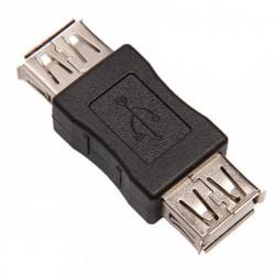 Coupleur standard USB 2.0 de type A femelle / femelle