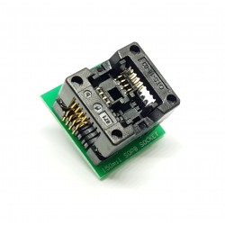 Adapter for programming device 150mil SOIC8 SOP8 to DIP8