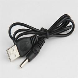 Cable USB macho a jack de 3,5 mm macho (cable adaptador de suministro) 5v DC