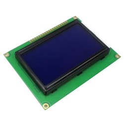 LCD Display 12864 BLUE Graphics Module