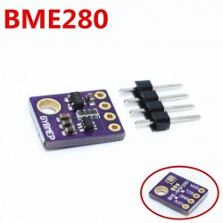 BME280 Sensor digital Temperatura Humedad Módulo de presión barométrica I2C SPI 1.8-5V GY-BME280