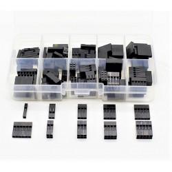 Caja de 115 1 a 10 contactos NSR cajas para puentes