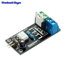RobotDyn Thyristor-Wechselstromschalter, 3,3V / 5V-Logik, AC / DC, AC 220V110V, / 5A