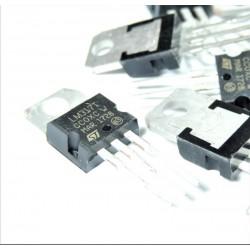 LM317T régulateur ajustable 2.2-37V LM317 TO-220