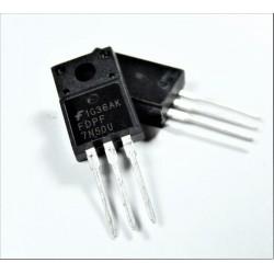FDPF7N50U FDPF7N50 500V Fairchild Semiconductor N-Channel MOSFET