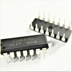 CD4081BD CD4081 DIP-14 Quad 2 entradas Y compuerta