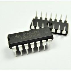 CD4001BE Door NOR, CD4001, 2 ingressi DIP-14 CD4001-BE