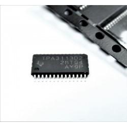 Amplificatore di potenza audio TPA3113D2 HTSSOP-28 TPA3113D2PWPR TSSOP28