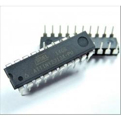 ATTINY2313A-PU -DIP-20 8-bit - Microcontrollers CHIP