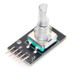 Desarrollo de sensores KY-40 Codificador rotatorio Módulo de ladrillo para Arduino