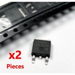 2 pcs LR2905Z IRLR2905Z MOSFET N-CH 55V 42A DPAK 2905 IRLR2905