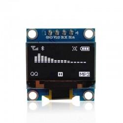 Module d'affichage OLED Blanc 0,96 pouces 128X64 pour arduino