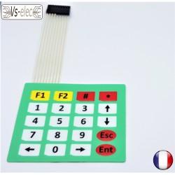 teclado matriz matriz de teclado de membrana 4X5 Arduino