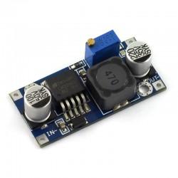 LM2596S LM2596 Step-down Régulateur de tension réglable 5V / 12V / 24V  SMD