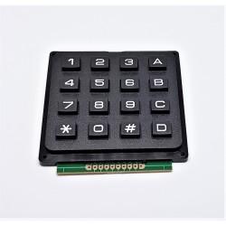 4 x 4 matriz del teclado Módulo de plástico Arduino