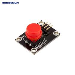 Módulo botón rojo RobotDyn