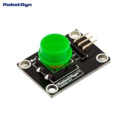 RobotDyn Modulo button-verde