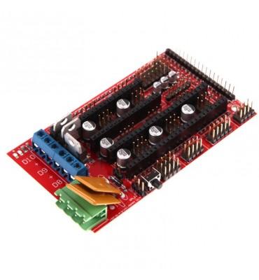 RAMPS 1.4 shield arduino Mega 2560 for 3D Printer