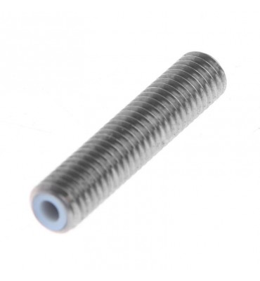 Nozzle Throat M6 * 30mm with PTFE tube 1.75mm Filament for 3d printer