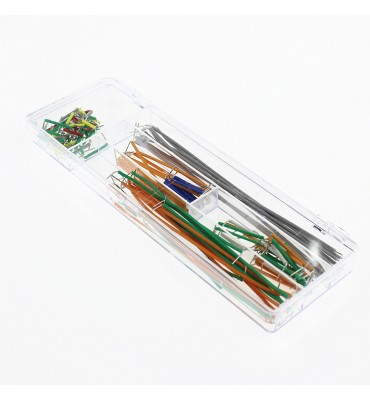 Jumper Cable Box for Breadboard Seamless 140pcs