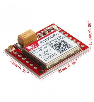 Kit GSM SIM800L GPRS MicroSIM 1155Z