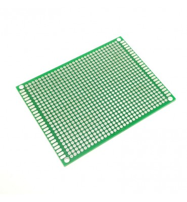 7X9cm double sided PCB for Prototype