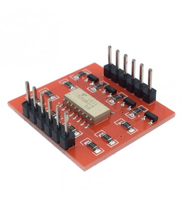 TLP281 4-channel opto-isolator IC module for Arduino