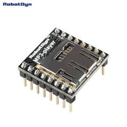 RobotDyn Module audio WTV020SD - lecteur MP3 avec lecteur de carte MicroSD