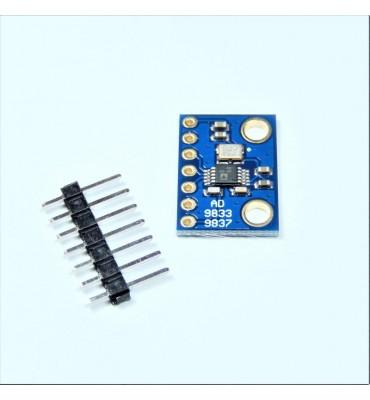 AD9833 Programmierbares Sinus-Rechteckwellenform-Generatormodul