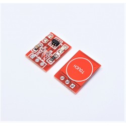 TTP223 Module Capacitive Switches Self-Locking/No-Locking Capacitive Touch Switches