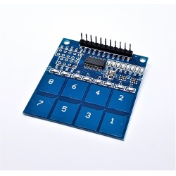 TTP226 8 Channel Digital Capacitive Switch Touch Sensor Module For arduino