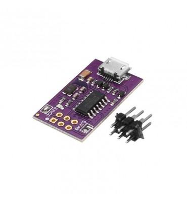 Carte Programmeur 5V Micro USB Tiny AVR ISP ATtiny44 USBTinyISP