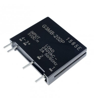 Solid State Relay SSR OMRON G3MB-202P-5VDC Solid State Relay 2A 240VAC