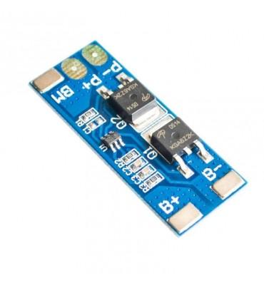 2S 8A 7.4V 8.4V 18650 BMS PCM protection charging battery li-ion