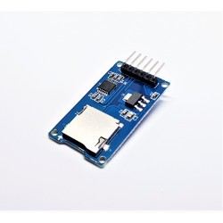 Micro SD Card interfaccia SPI Modulo Mini carta di TF per Arduino